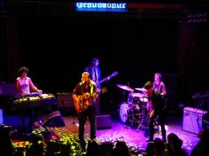 Sean Rowe and band - The Troubador