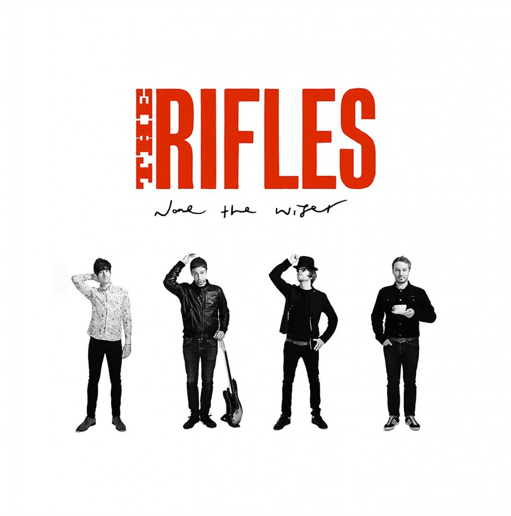 Album Review The Rifles None The Wiser Poppedmusic