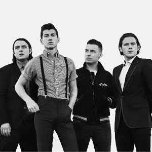 Arctic Monkeys 2014