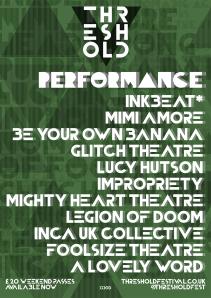 threshold performance