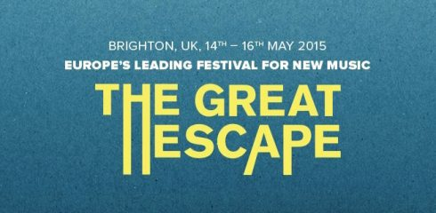 great escape 15 logo