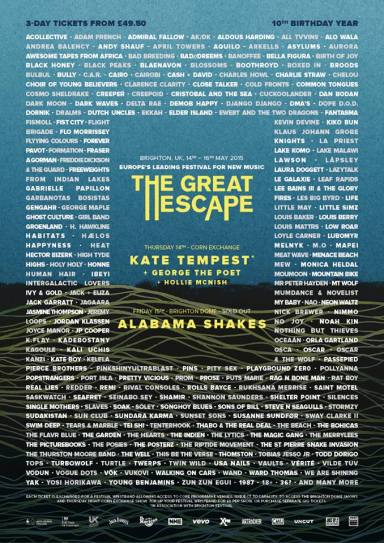 great escape poster 15