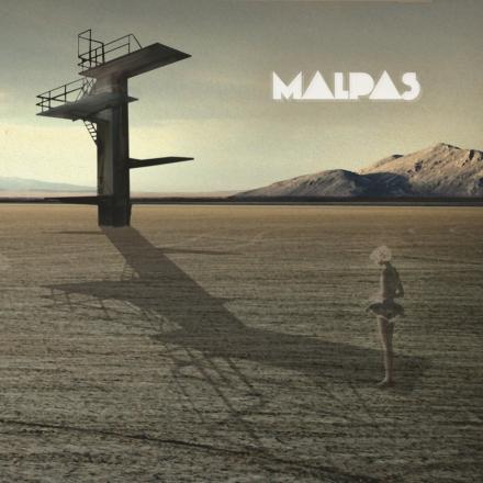 Malpas - Rain River Sea - Front Cover