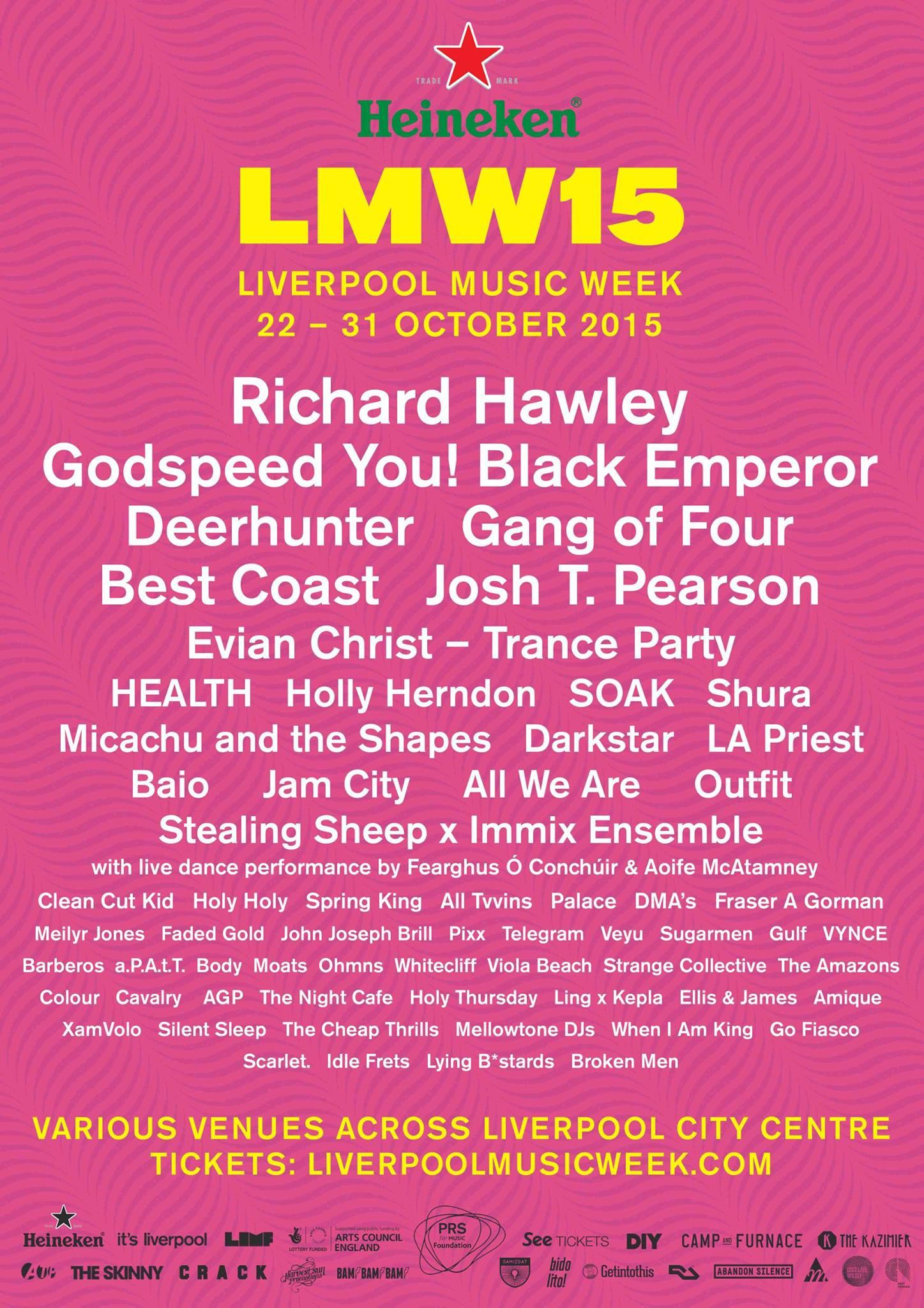 O Hope Festival Liverpool