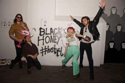 black honey gaz jones