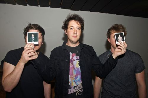 the wombats - gaz jones