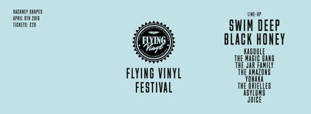 flying vinyl headder