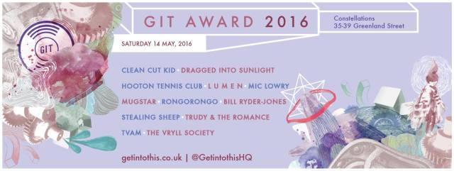 git award 2016