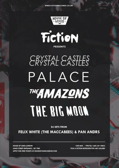 fiction party