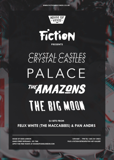 fiction party