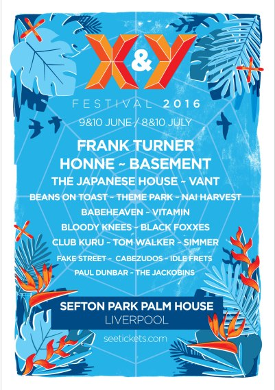 x&y festival 2016 poster