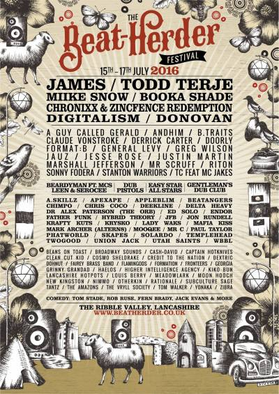 beatherder poster 2016