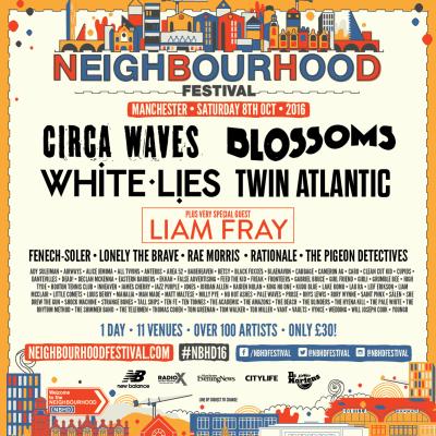 neighbourhood festival 2016