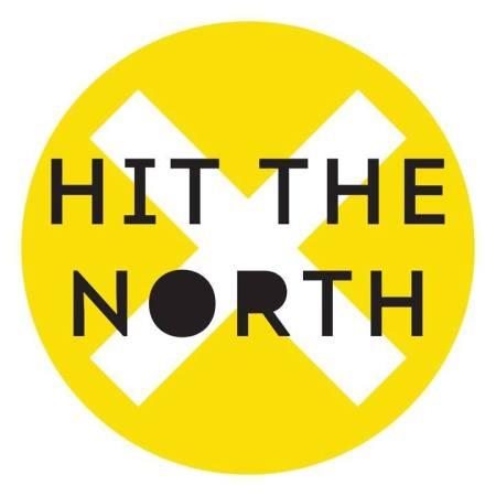 Hit The North logo
