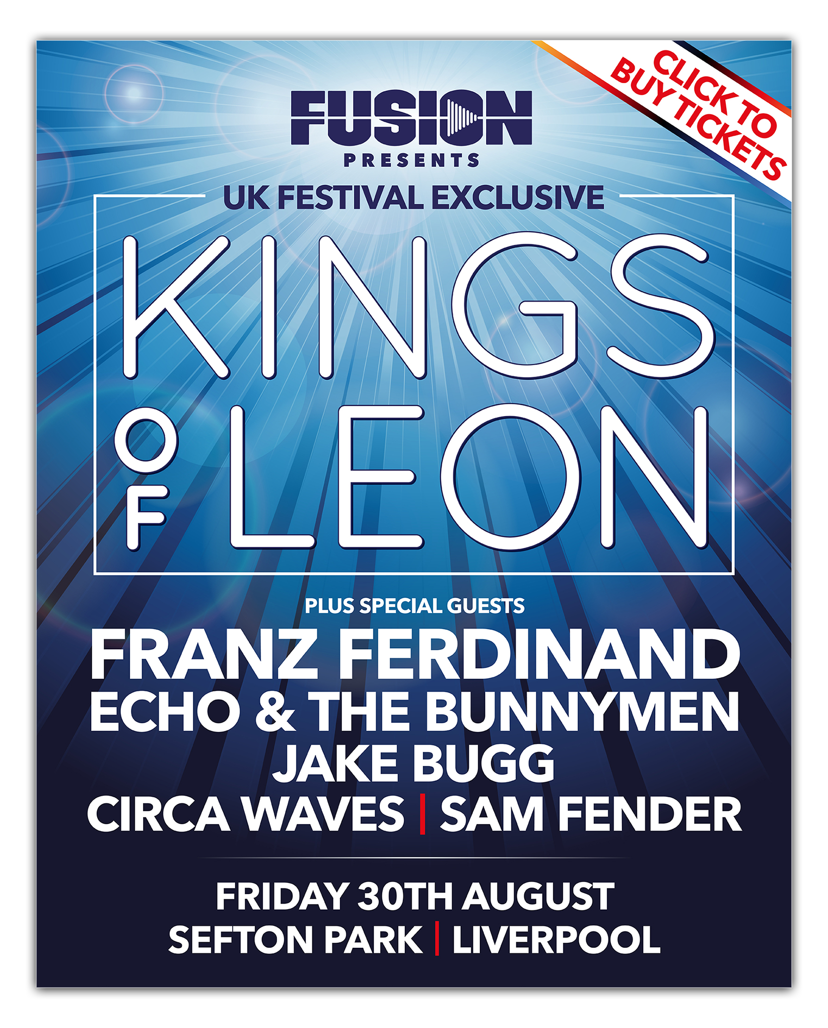 Festival Review: Fusion Presents 2019 | poppedmusic