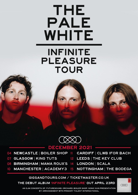the pale white tour